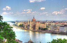 ドナウの真珠と称される街 ハンガリー ブダペストの見どころ