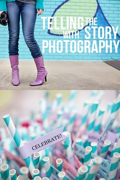 Telling the story with photography - via Bella Pop