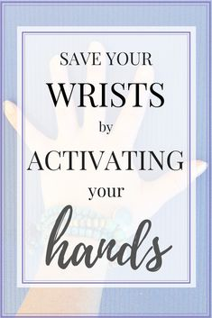 """The biggest complaint I hear from students when teaching Mat Pilates or Yoga is """"my wrists hurt!"""" Use this simple hand activation to save your wrists! Be sure all of your students are too :-) Basic Yoga Poses, Yoga Tips, Pilates Body, Club Pilates, How To Get Slim, Pilates Poses, Post Pregnancy Workout, Advanced Yoga"""