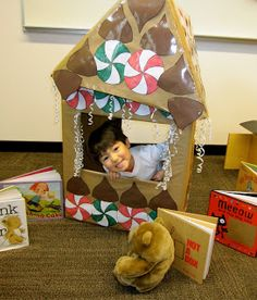 Storytime Source Page: Gingerbread Storytime