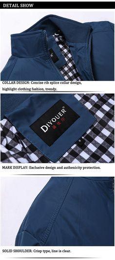Mens Plus Size Zipper Fashion Lapel Casual Jacket Overcoat Waterproof Outdoor Sports Coat at Banggood