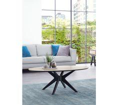 brunel oak gunmetal grey coffee table elliptical tribeca coffee table style our home
