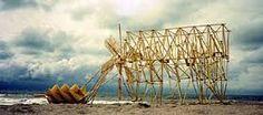 Afbeeldingsresultaat voor beweging door wind kunst