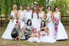 SVADOBNÁ SHOW 2014 Svadba je jedným z najkrajších okamihov v živote každej ženy, dňom, kedy sa chce cítiť výnimočne a vyzerať čo najkrajšie. Zároveň je to deň, ku ktorému sa budeme vracať v myšlienkach po celý svoj život.