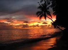 Settlers Beach Sunset, Barbados (Honeymoon - Part 2)