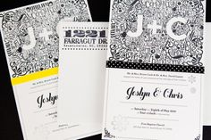 15 Wedding Invitations with Unique Typography  Creative Market Blog