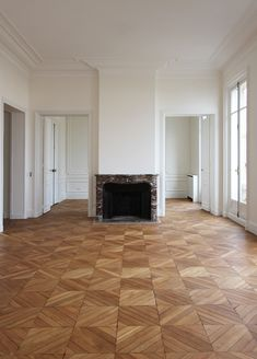 A finished apartment | rue de Lille