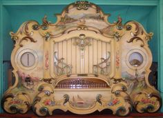 Glen Echo Park Wurlitzer Band Organ