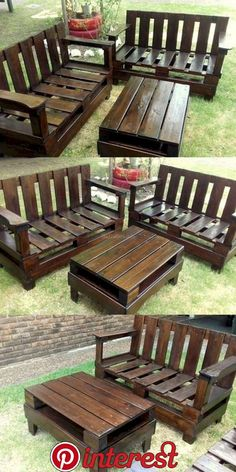 Ineffable Chest of Drawers from Wooden Pallets Ideas. Prodigious Chest of Drawers from Wooden Pallets Ideas. Diy Projects Outdoor Furniture, Pallet Garden Furniture, Diy Pallet Projects, Pallet Ideas, Diy Furniture, Garden Pallet, Furniture Plans, Luxury Furniture, Steel Furniture