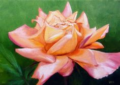 DPW Fine Art Friendly Auctions - Some Roses Are Forever by Dalan Wells