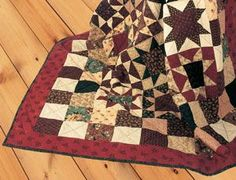 Winter's Eve - Quilts (beginners)