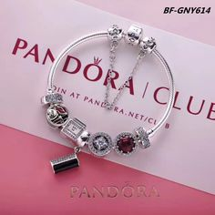 New in our store:pandora charm bra... check it out here!http://www.charmsilvers.com/products/pandora-charm-bracelet-with-fashion-theme?utm_campaign=social_autopilot&utm_source=pin&utm_medium=pin