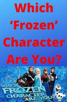 Which character would you be in the world of Frozen? You might think you're an Anna, but you're really more of an Olaf. Take our quiz to find out! Frozen Quiz, Being In The World, Olaf, Health Remedies, Quizzes, Health Care, How To Find Out, Anna, Motivation