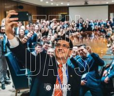 The passion. The spirit. The dynamism. It will all be in display in only 10 days.  Don't miss a thing about the competition through our Facebook event. Link is in the bio. 📸 #SelfieGoals #JMUCC17 #WeMeanBusiness  by jmuccofficial