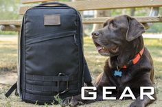 GORUCK tactical Gear is built in the USA to withstand combat and last a lifetime