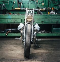 Silver Knight winner Lord of the Bikes - Moto Guzzi #custommotorcycles #motoscustom | caferacerpasion.com