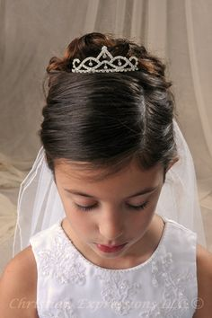 First Communion Tiaras-T705