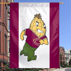Concordia College Cobbers 27 x 37 Vertical Banner