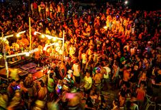 An Introduction to #FullMoonParty in #KohPhangan #Thailand