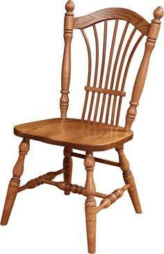 Amish Wheatland Dining Chair