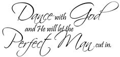 Amen...He will bring into your life who's supposed to be there!