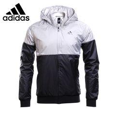 91.11$  Buy now - http://alibdo.worldwells.pw/go.php?t=32794003518 - Original New Arrival 2017 Adidas Men's jacket Hooded Sportswear