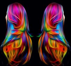 The list of the above figure tells us about the rainbow hair color techniques such as hidden rainbow hair, rainbow hair dye, pastel rainbow hair, Hidden Rainbow Hair, Pastel Rainbow Hair, Colorful Hair, Multicolored Hair, Pastel Hair, Love Hair, Gorgeous Hair, Pelo Multicolor, Hair Color Techniques