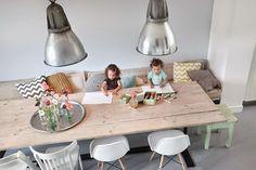 INSPÍRATE: Un salón comedor para disfrutar con niños | Decorar tu casa es facilisimo.com