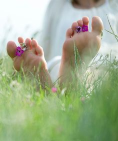 We asked top dermatologists for their top tips on year-round foot care. Feet Care, Beauty Women, Stud Earrings, Seasons, Foot Care, Stud Earring, Seasons Of The Year, Earring Studs