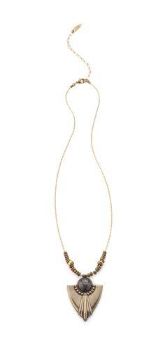 Malala pyrite necklace | oshan