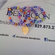 Pulseras Bendición, disponible. Cel./WhatsApp829.‪873.2764 #accesoriosbendicion #BlessingStyle