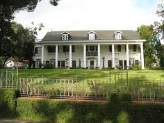 """The """"Gone With The Wind"""" house"""