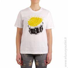 #TShirt #MarkusLupfer -50% su #eluxuryoutlet! >> http://www.eluxuryoutlet.it/it/nuovi-arrivi/donna/t-shirt-markus-lupfer.html
