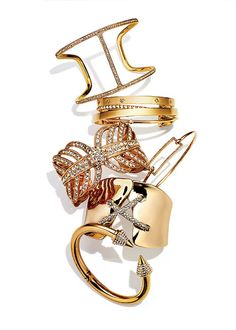 Off the Cuff: How to Rock Bold Bridal Bangles on Your Wedding Day