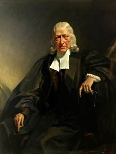 John Wesley (1703–1791), as an Old Man