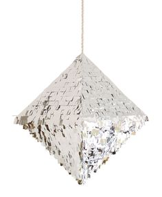 Quartz Silver Pinata. They had these at the NYE party I went to this year in Austin and I was OBSESSED with them! I'll need to find a reason or event to get them.