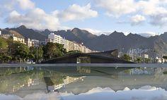 Plaza de España - Herzog & de Meuron - Tenerife - Spain