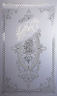 AMIN Acid etched glass