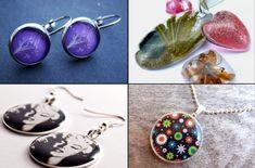 Easter Egg Basket, Pendant Necklace, Drop Earrings, Jewelry, Fimo, Jewlery, Jewerly, Schmuck, Drop Earring