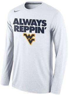 cde575130764 Nike College Player Bench Long-Sleeve T-Shirt - Men s - Duke Blue Devils -  White…