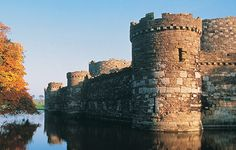 Beaumaris, begun in 1295, was the last and largest of the castles to be built by King Edward I in Wales. Raised on an entirely new site, without earlier buildings to fetter its designer's creative genius, it is possibly the most sophisticated example of medieval military architecture in Britain.