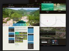 Kraľovany - full webdesign