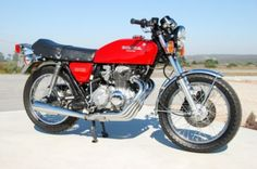 Honda CB400F. I liked this bike so much that over the years I've owned 3 of them.