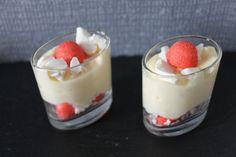 Aujourd'hui premier mercredi du mois, c'est le jour de candy day de Pamotte et de son blog Les délices d'Alice . Voici une recette que mon amie Sandrine m'a fait découvrir. Tiramisu aux fraises Tagada®. 500g de mascarpone - 1 paquet de fraises Tagada®...