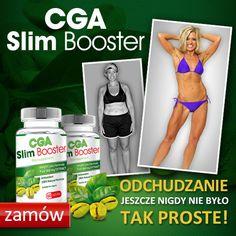 CGA Slim Booster skuteczny i szybki sposób na odchudzanie