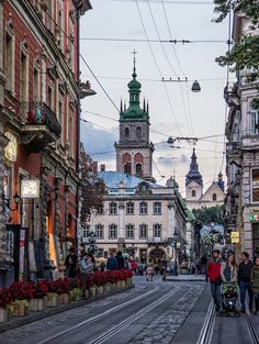 Lviv, Ukraine by Julia Iershova
