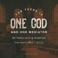 Only God!