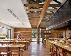 Restaurant in Austin, United States. Images by Casey Dunn. Architect Eric Barth and Ryan Burke