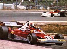 Niki Lauda - Ferrari 312 T2, Jarama 1977