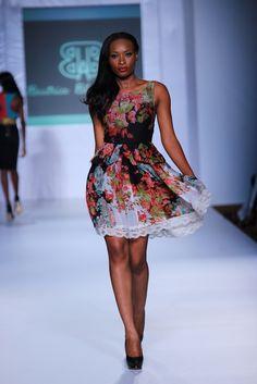 MTN Lagos Fashion & Design week: Spring/Summer 2013 Biatrice Black Atari